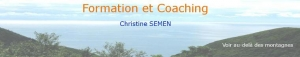 Formation & Coaching Christine SEMEN