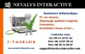 Ass Nevalys-Interactive Mantes-la-Jolie